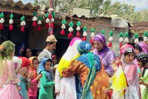 Photo of مستند عروس قرابه در روستای گنک